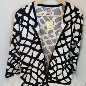 New Anne Klein Cardigan  Sweater